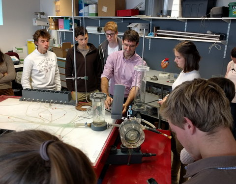 Workshop 'Topdokters? Topingenieurs!'