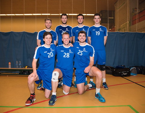 Sportcompetities studenten