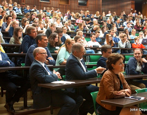 Research Day, Student Research Symposium 2017 faculteiten GE en FW