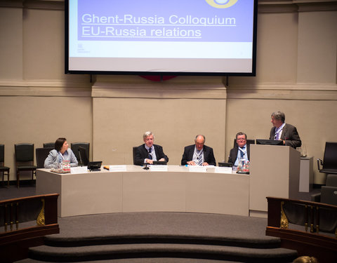 The first Ghent Russia colloquium: EU-Russia Relations: How to get out of the 'midlife' crisis?