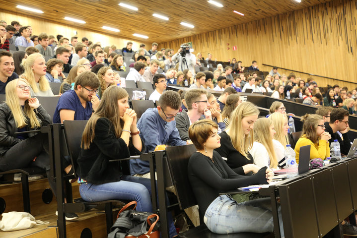 Openingscollege 2017 Politicologie