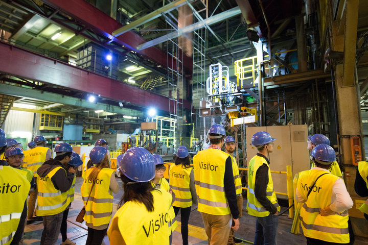 10th From PhD to Job Market bij ArcelorMittal Gent: 'Put your PhD to Work!'