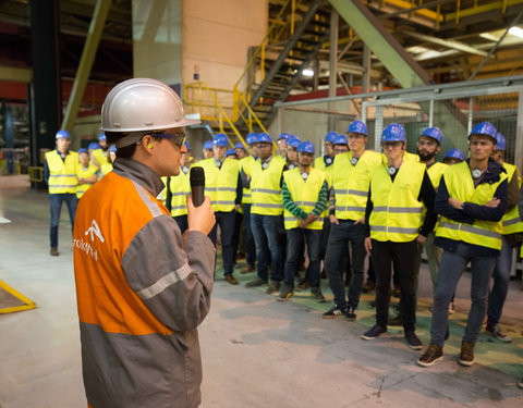 10th From PhD to Job Market bij ArcelorMittal Gent