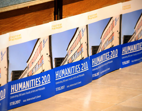 Humanities 20.0: paneldebat in Sint-Pietersabdij