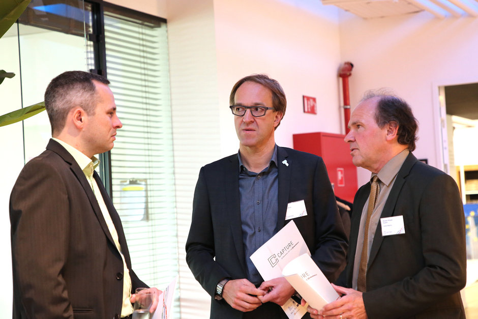 Lancering van CAPTURE (Centre for Advanced Process Technology for Urban REsource recovery)