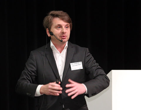 Jean-Pierre Van Liefferinge (SVR-Architects)