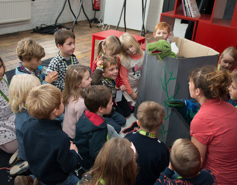 Workshop 'Draakje Dries'