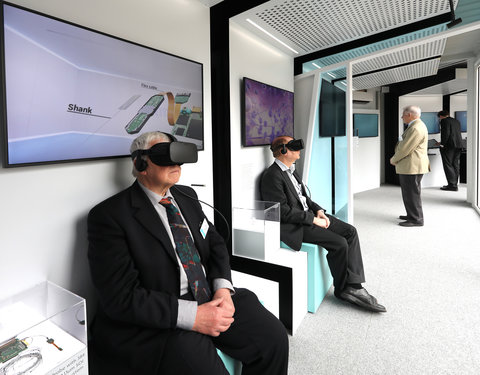 DE TECHPEDITIE, interachtieve pop-up expo van IMEC