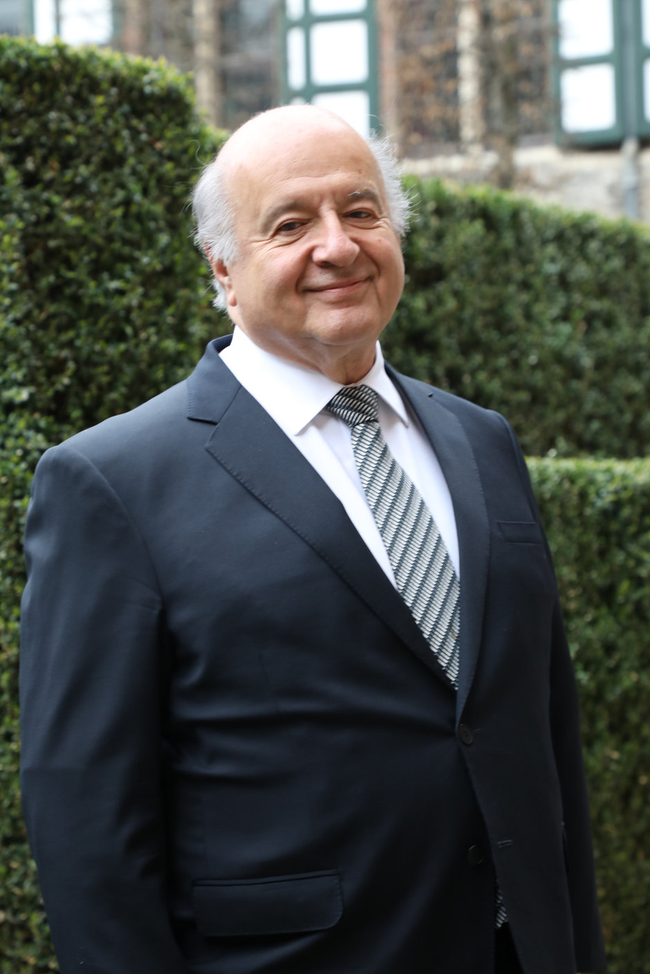 Eredoctor Hernando de Soto (Institute for Liberty and Democracy, Lima)