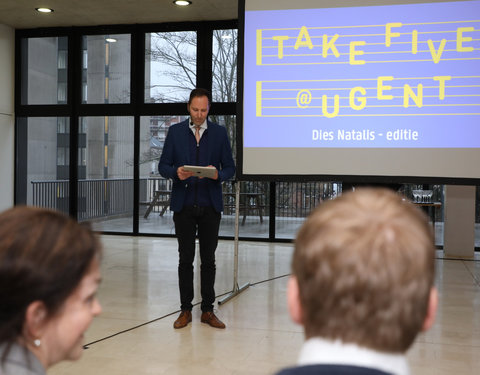 Take Five @ UGent