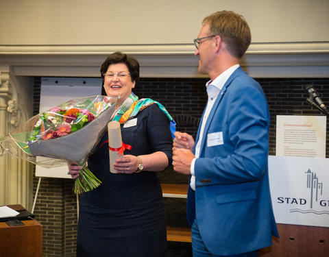Uitreiking AIG Engineer of the Year 2018 Award