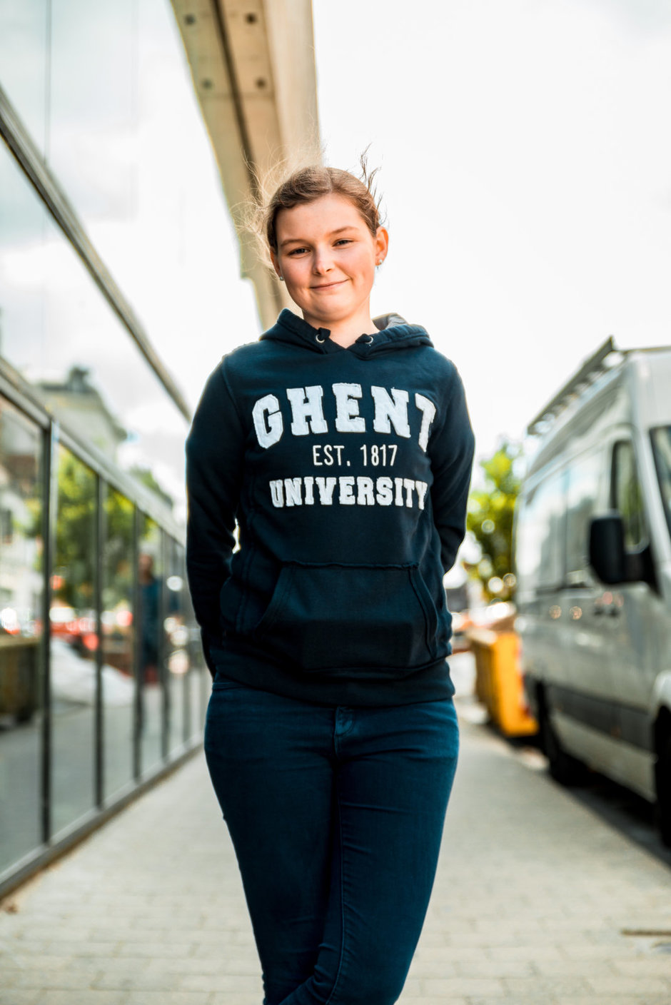 UGent sweater 2018