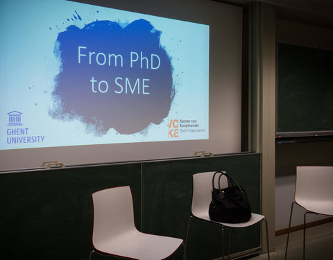 Lancering 'From PhD to SME'