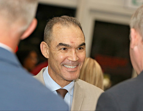 Prof. Tyrone Pretorius (Rector & Vice-Chancellor University of the Western Cape)