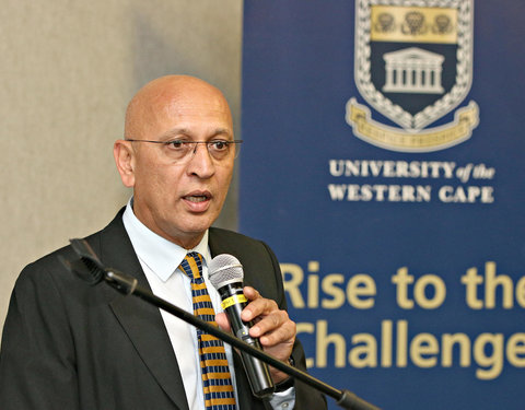 Umesh Bawa (Director of International Relations UWC)